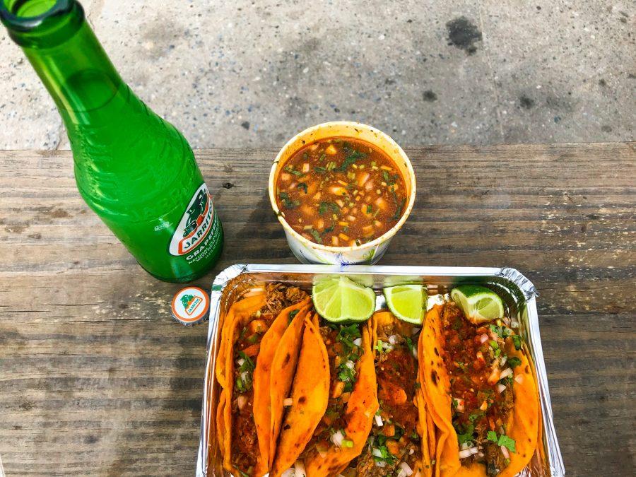 Best Birria tacos in NYC- Birria Landia Taco Truck