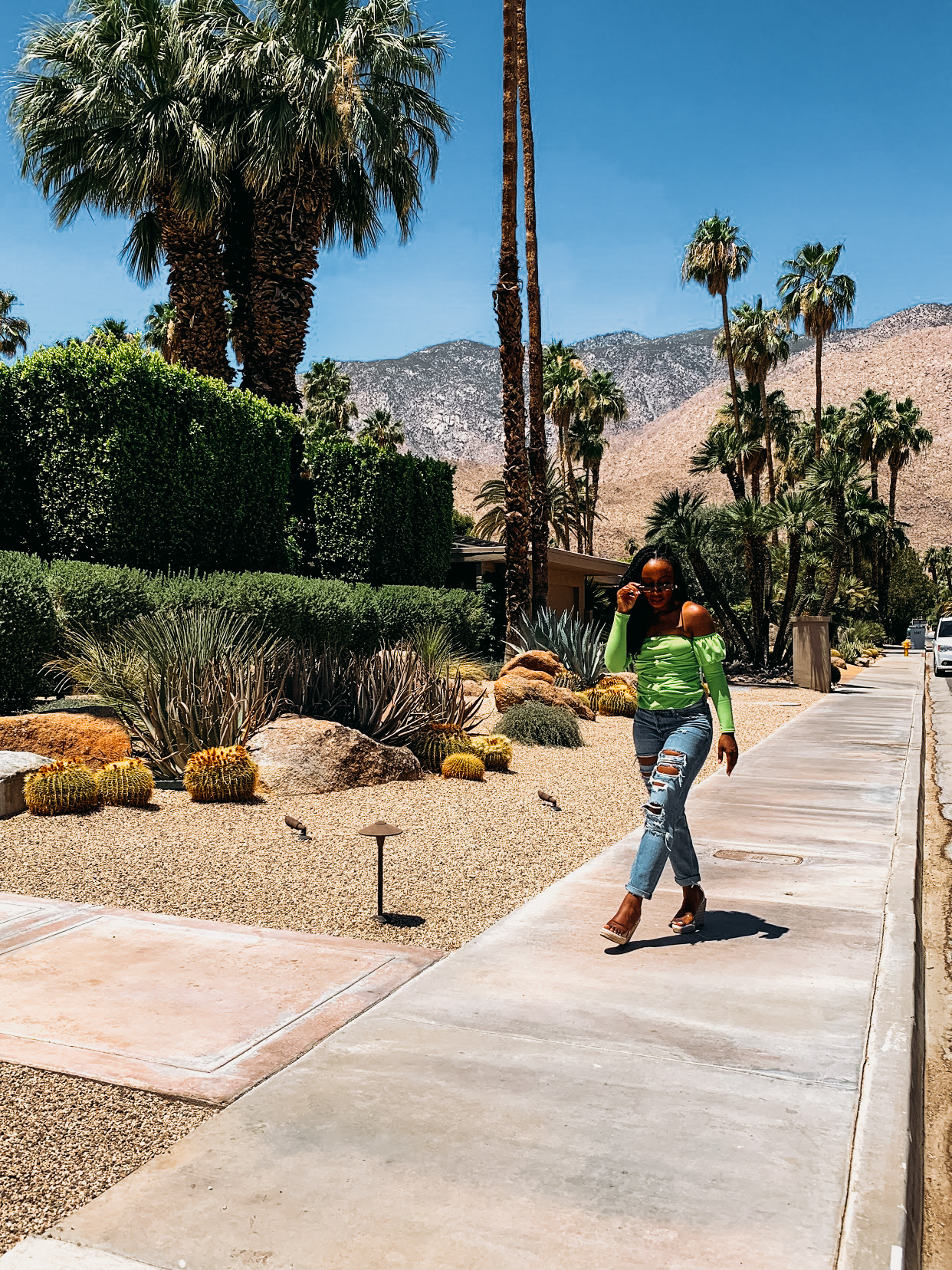 Palm Springs Door Tour 2021